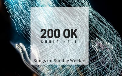 Week 9: '200 OK' – Chris Hall